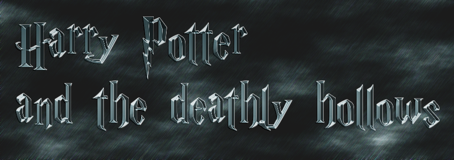 harry potter logo. see harry potter and the